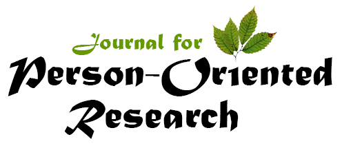 LOGOTYPE Person-Oriented Research